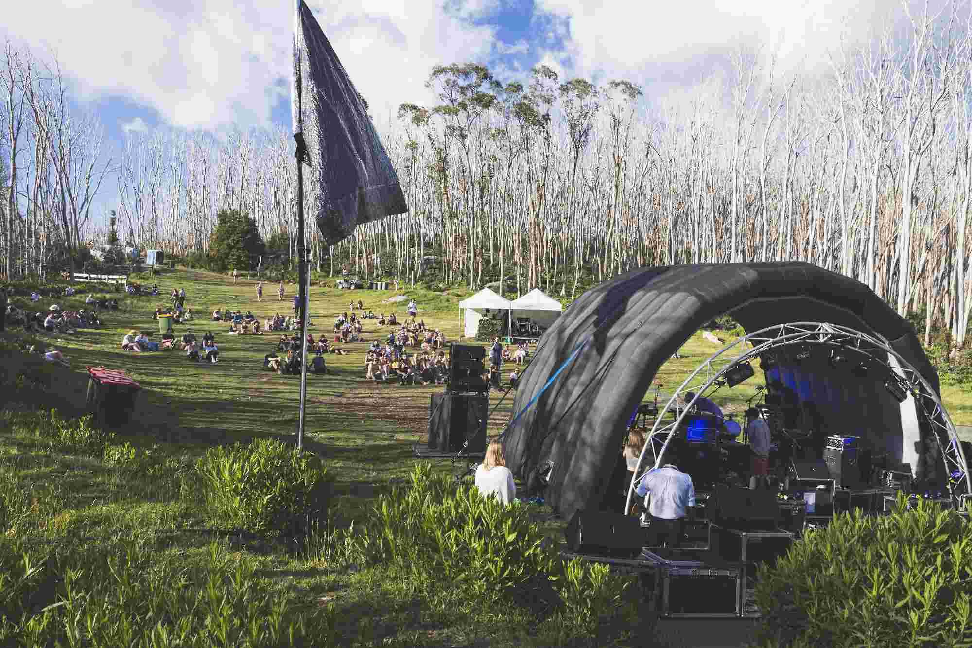 ESC @ Paradise Music Festival 2014